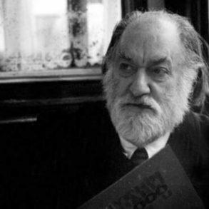 Ηλίας Πετρόπουλος, Έλληνας συγγραφέας. Θαν. 3 Σεπτεμβρίου 2003