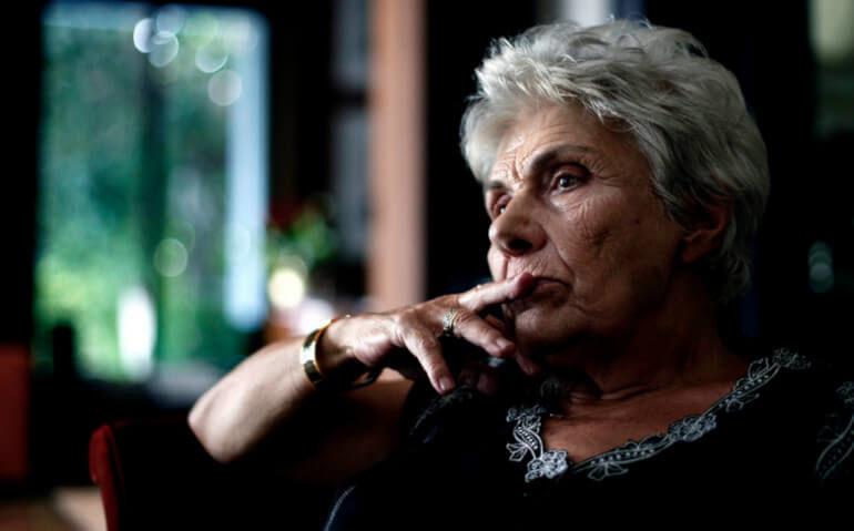 Κική Δημουλά, ελληνίδα ποιήτρια. Γενέθλια 6 Ιουνίου 1931