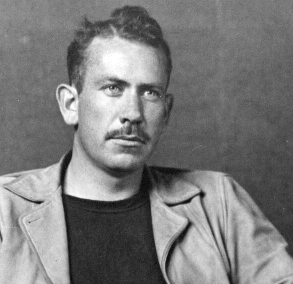 John Steinbeck -Τζον Στάινμπεκ, Αμερικανός συγγραφέας, Γέννηση 27 Φεβρουαρίου 1902