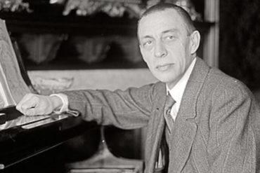 Σεργκέι Ραχμάνινοφ, Ρώσος συνθέτης και πιανίστας, Γεν. 1 Απριλίου 1873