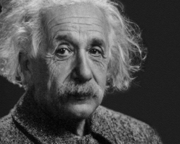 Άλμπερτ Αϊνστάιν, Γερμανός φυσικός Γεν. 14 Μαρτίου 1879