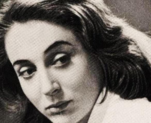 Έλλη Λαμπέτη,ελληνίδα ηθοποιός. Γεν. 13 Απριλιου 1926