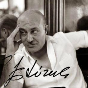 Οδυσσέας Ελύτης, έλληνας νομπελίστας ποιητής. Θαν. 18 Μαρτίου 1996