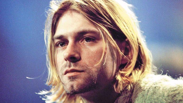 Κερτ Κομπέιν (Nirvana), Γέννηση: 20 Φεβρουαρίου 1967 (Θαν. 5/4/1994)