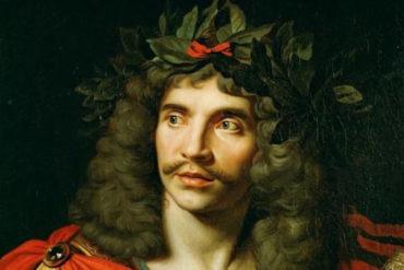 Σαν σημερα 17 Φεβρουαρίου, το 1673 έφυγε από την ζωή ο Μολιέρος, Ζαν Μπατίστ Ποκλέν το πραγματικό του όνομα, γάλλος θεατρικός συγγραφέας