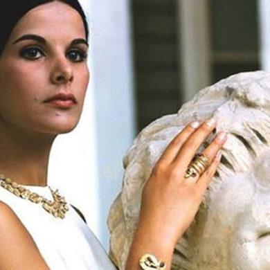 Έλενα Ναθαναήλ, Ελληνίδα ηθοποιός, Θαν. 4 Μαρτίου 2008