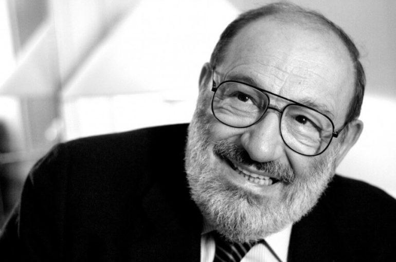 19 Φεβρουαρίου 2016: Φεύγει από τη ζωή ο Ουμπέρτο Έκο, Ιταλός φιλόσοφος και συγγραφέας