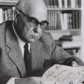 Γιώργος Σεφέρης, έλληνας νομπελίστας ποιητής. (Γεν. 29 Φεβρουαρίου 1900)