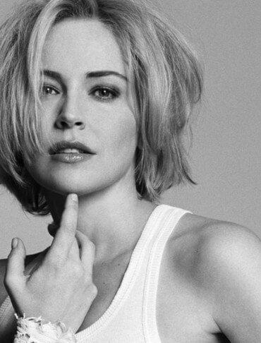 Σάρον Στόουν, αμερικανίδα ηθοποιός. Γεν 10 Μαρτίου 1958