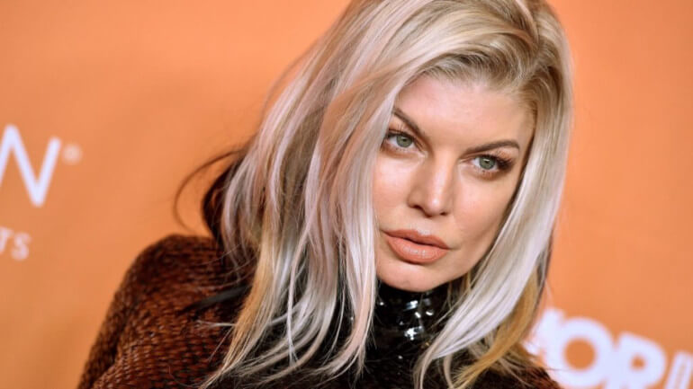 Φέργκι, τραγουδίστρια. Γεν. 27 Μαρτιου 1975