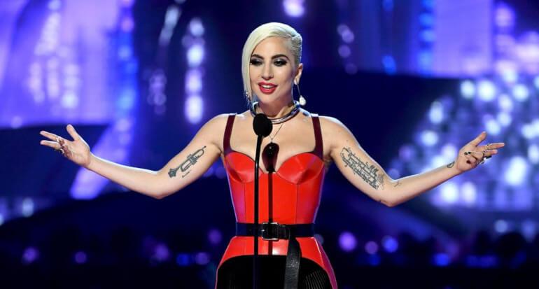Lady Gaga, Αμερικανίδα τραγουδίστρια. Γεν. 28 Μαρτιου 1986