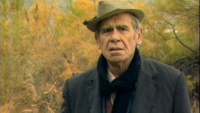 Βασίλης Διαμαντόπουλος, Έλληνας ηθοποιός. Θαν. 5 Μαίου 1999