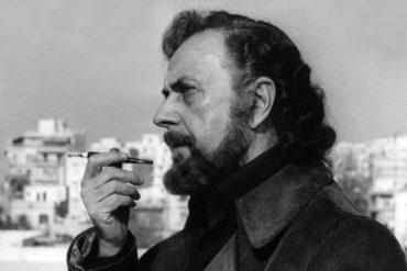 Γιάννης Ρίτσος, έλληνας ποιητής Γεν. 1 Μαΐου 1909