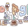 Lucy Wills doodle google