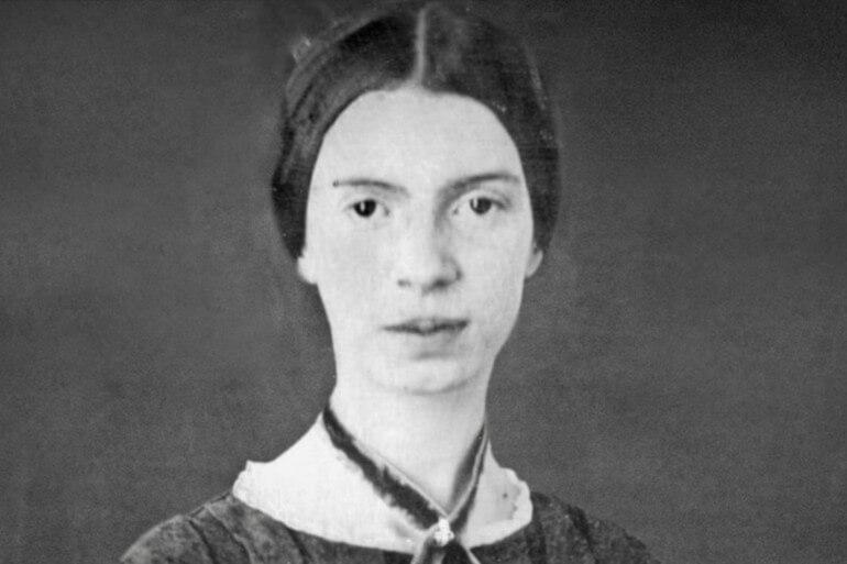 Έμιλι Ντίκινσον, Αμερικανίδα ποιήτρια. Θαν. 15 Μαίου 1886