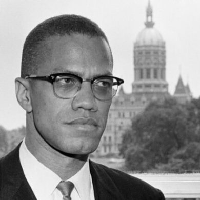 Μάλκολμ Χ, Αμερικανός ακτιβιστής. Γεν. 19 Μαΐου 1925