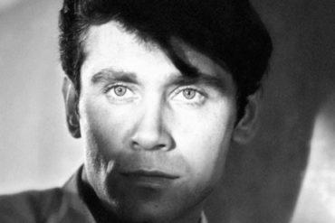 Φαίδων Γεωργίτσης, έλληνας ηθοποιός. Γεν. 21 Ιανουαρίου 1939