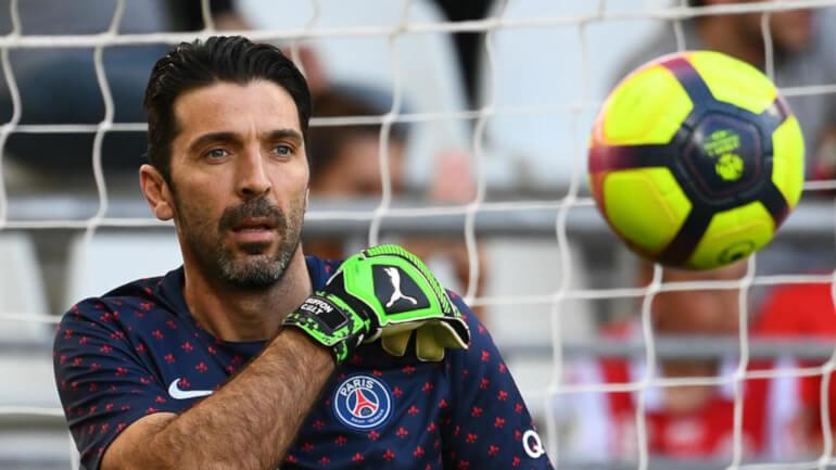 Τζιανλουίτζι Μπουφόν, Ιταλός ποδοσφαιριστής. Γενεθλια 28 Ιανουαρίου 1978.