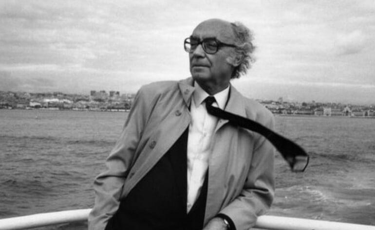 Ζοζέ Σαραμάγκου, πορτογάλος συγγραφέας. Θαν. 18 Ιουνιου 2010