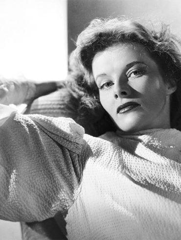 Κάθριν Χέπμπορν, Αμερικανίδα ηθοποιός. Θαν. 29 Ιουνίου 2003