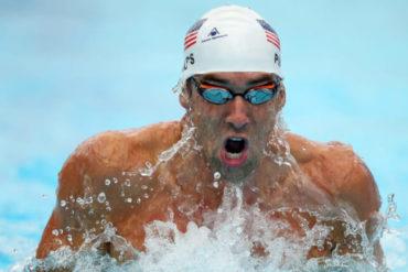Μάικλ Φελπς, Αμερικανός κολυμβητής. Γενεθλια 30 Ιουνιου 1985