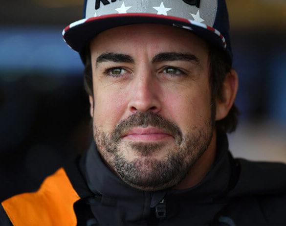 Φερνάντο Αλόνσο, Ισπανός οδηγός αγώνων. Γενεθλια 29 Ιουλίου 1981