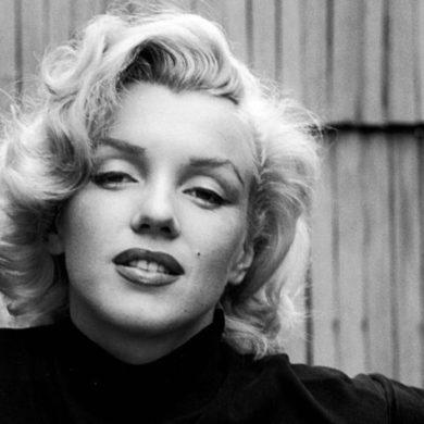 Μέριλιν Μονρόε, Αμερικανίδα ηθοποιός. Θαν. 5 Αυγούστου 1962