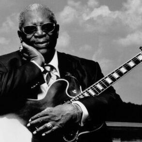 B.B. King, Αμερικανός τραγουδιστής και κιθαρίστας. Γενεθλια 16 Σεπτεμβρίου 1925