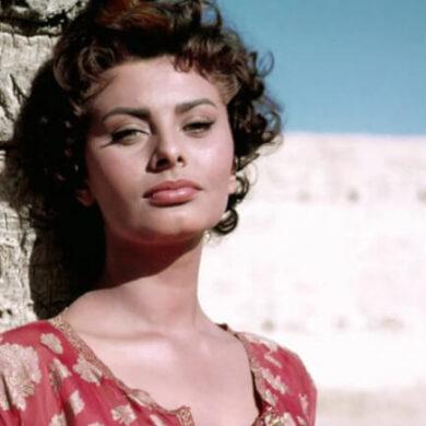Σοφία Λόρεν, Ιταλίδα ηθοποιός. Γενεθλια 20 Σεπτεμβρίου 1934