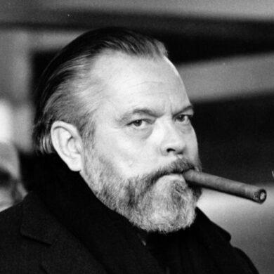 Όρσον Γουέλς, Αμερικανός σκηνοθέτης-ηθοποιός. Θαν. 10/10/1985