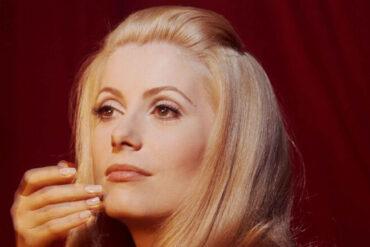 Κατρίν Ντενέβ, Γαλλίδα ηθοποιός. Γενεθλια 22 Οκτωβριου 1943