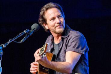 Έντι Βέντερ, Αμερικανός μουσικός (Pearl Jam). Γενεθλια 23 Δεκεμβριου 1964