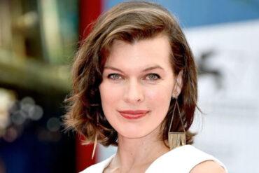 Μίλα Γιόβοβιτς, ηθοποιός-μοντέλο. Γενεθλια 17 Δεκεμβριου 1975