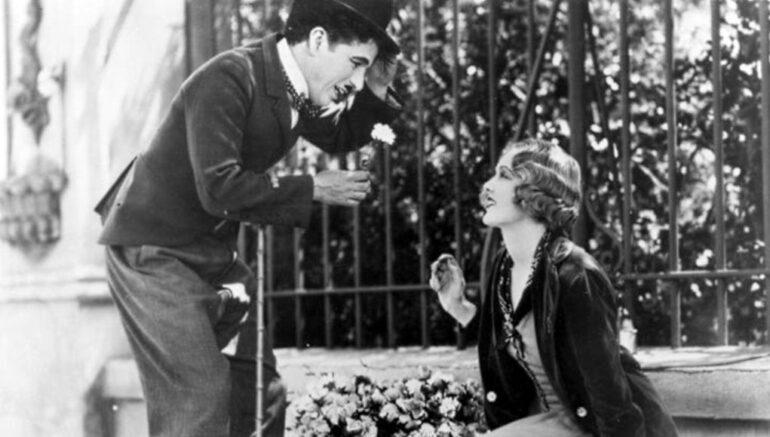 City Lights Charlie Chaplin