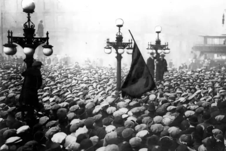 bloody friday 31 ianouariou 1919